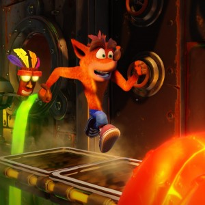 Pre Order Crash Bandicoot on Nintendo Switch, Xbox One & PC at Monster Shop