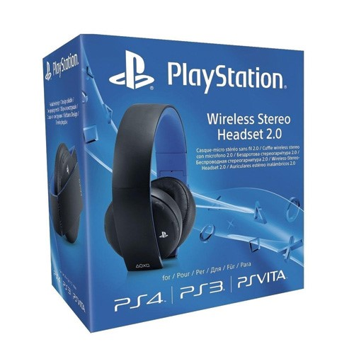 Ps4 , ps3, pc 7.1 vss wireless headset
