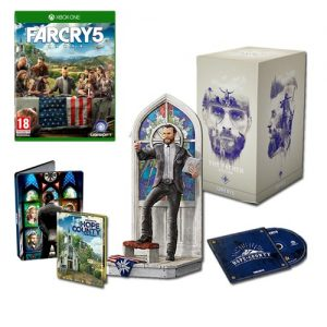 Farcry 5 The Father Edition Xbox One