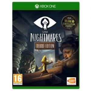 Little Nightmares Deluxe Xbox One