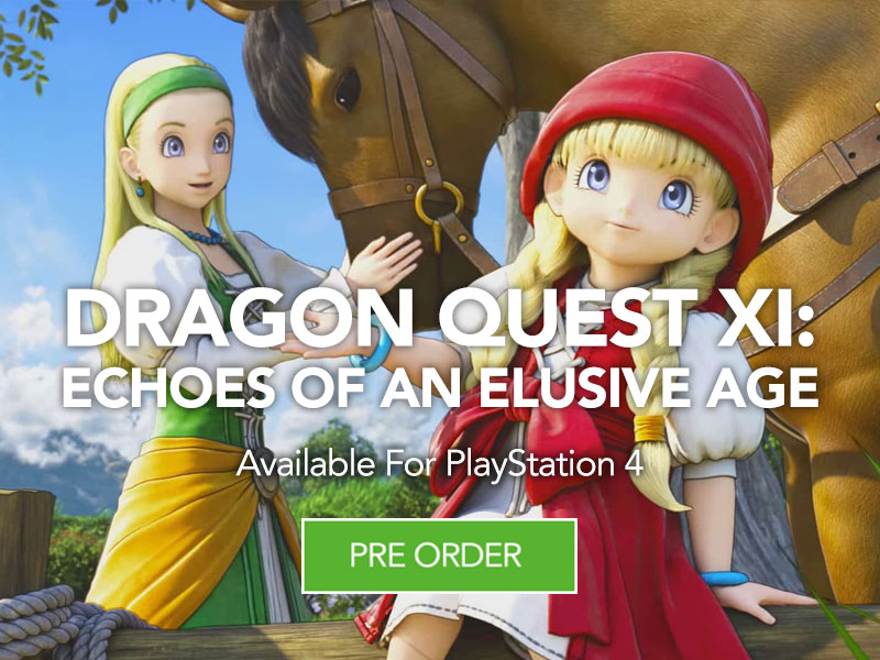 Dragon Quest XI coming soon to Monster Shop