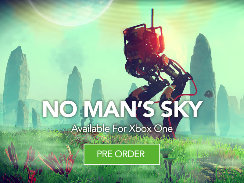 No Mans Sky coming soon to Monster Shop