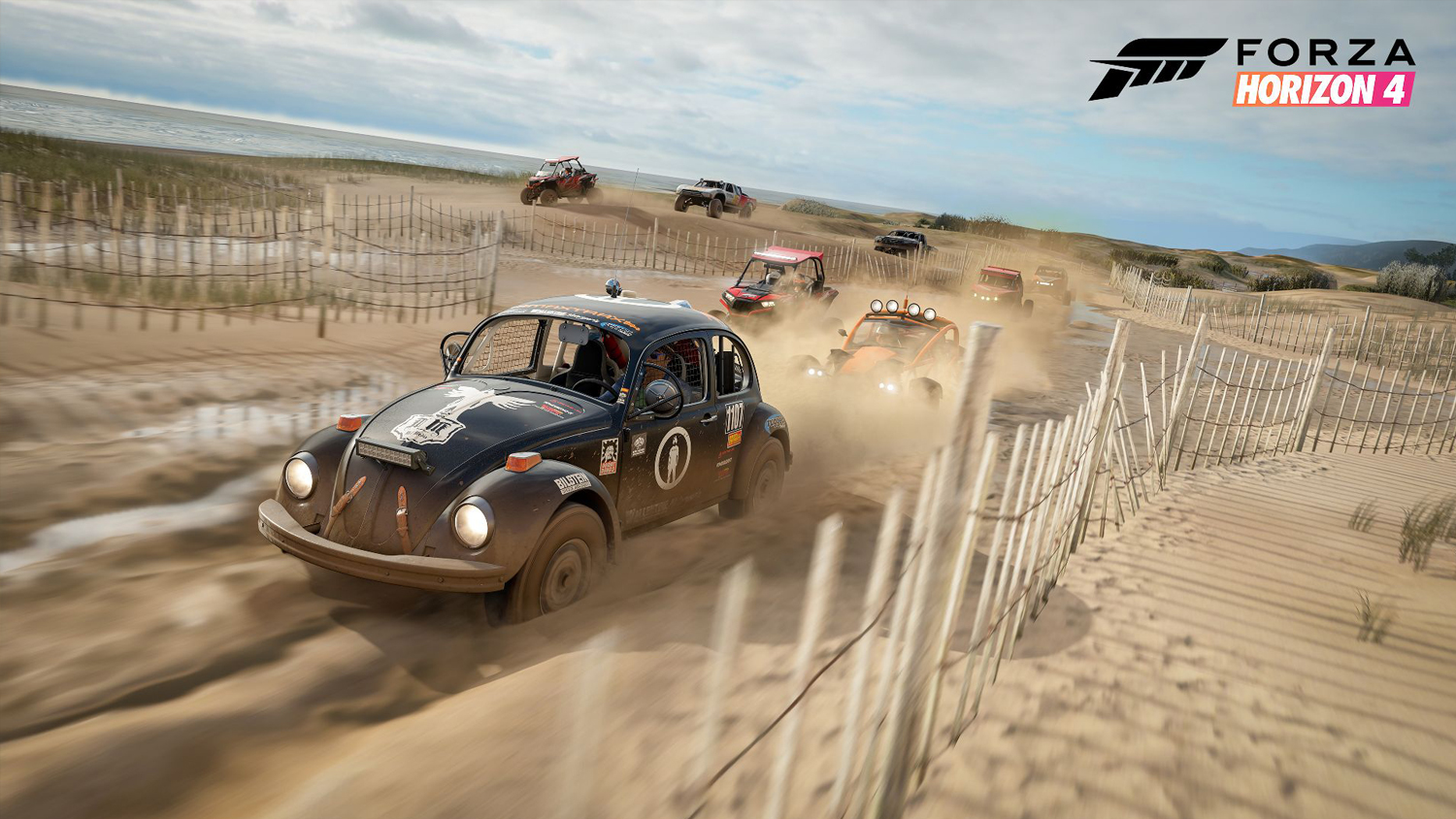 Pre Order Forza Horizon 4 at Monster Shop for Xbox One