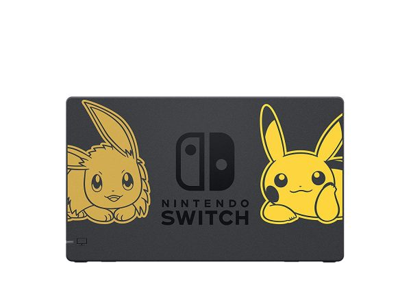 Nintendo Switch Pokemon: Let's Go Eevee Limited Edition Bundle