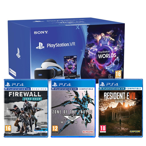 ps4 vr starter bundle uk