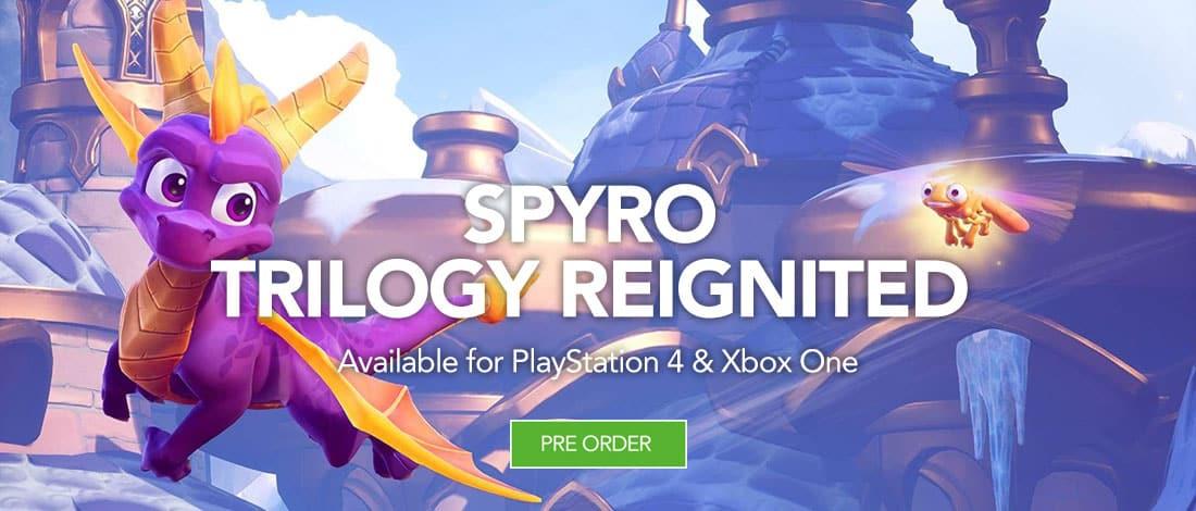 SpyroTrilogyReignited